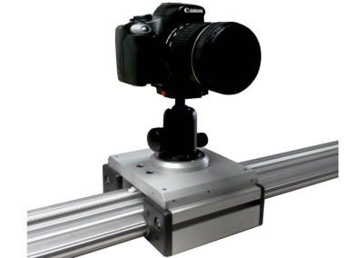 Slider travelling photo