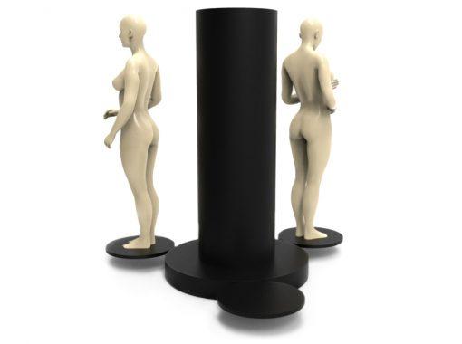 Mouvements Phénix - Mannequins Rotatifs