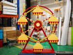 Mouvements Phénix - Animation de vitrines, décoration tournante, axe rotatif motorisé