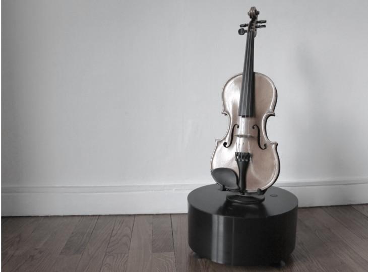 décoration violon