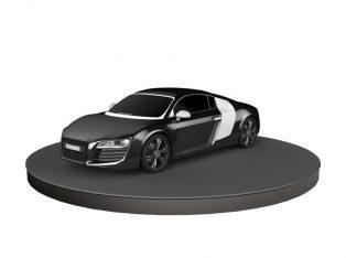 Mouvements Phénix - Plateau tournant voiture plateforme rotative podium