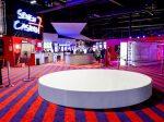 Mouvements Phénix - Scène tournante plateforme rotative Casino Luxembourg