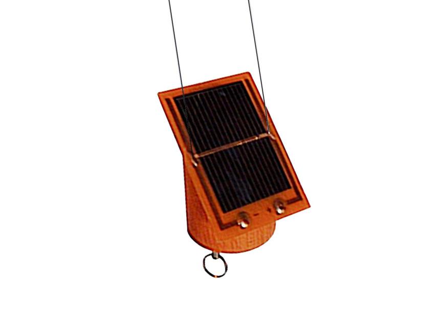 suspension tournante solaire mouvements phenix. Black Bedroom Furniture Sets. Home Design Ideas